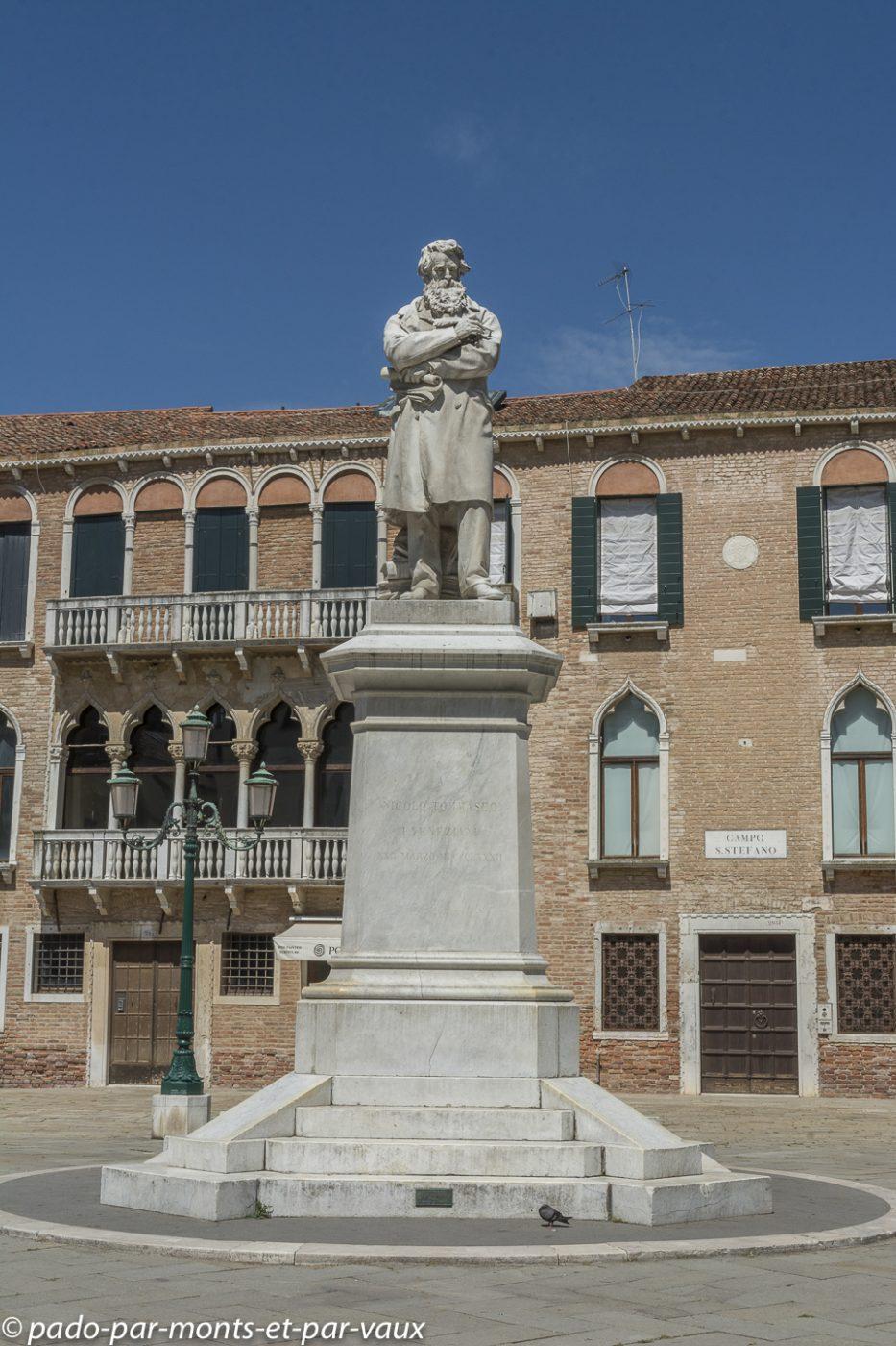 Venise - Campo San Stephano