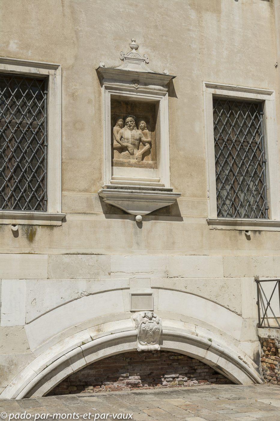 Venise - Dorsoduro - Rio Tera des Gesuati