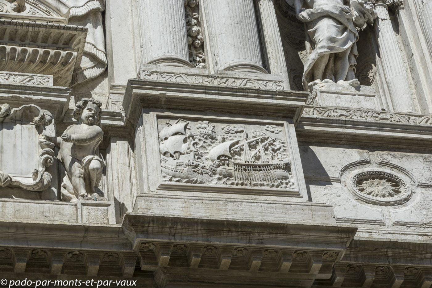 Venise - Santa Maria del Giglio