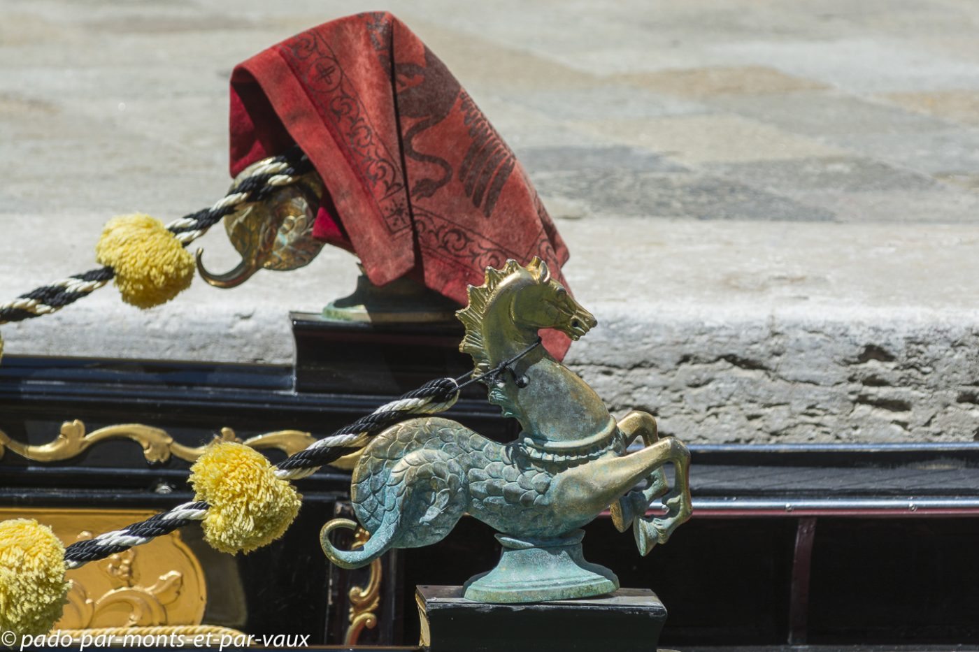 Venise  - Gondole
