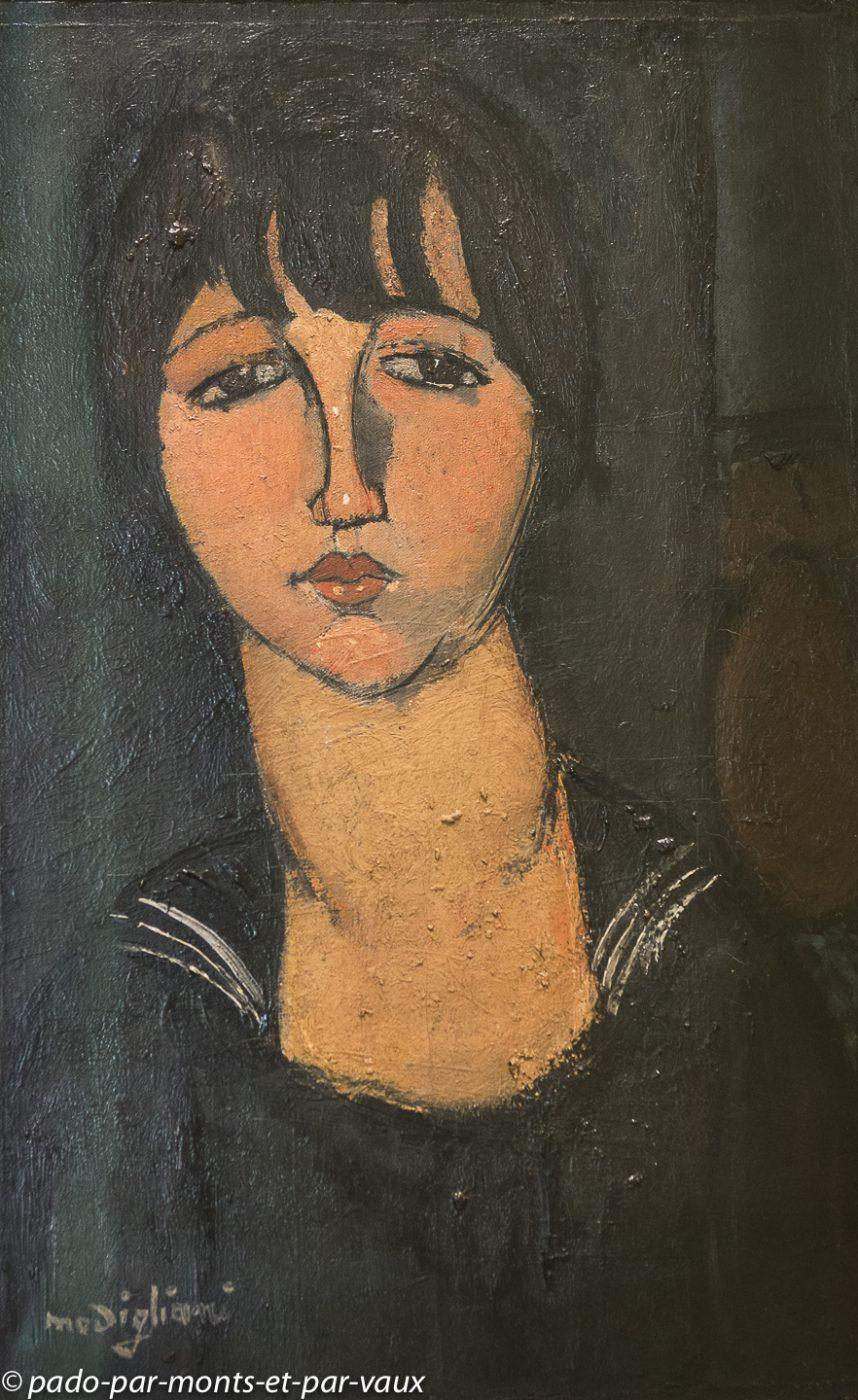 Venise - musée Guggenheim -  Modigliani