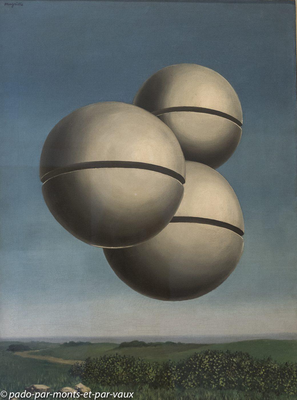 Venise - musée Guggenheim - Magritte