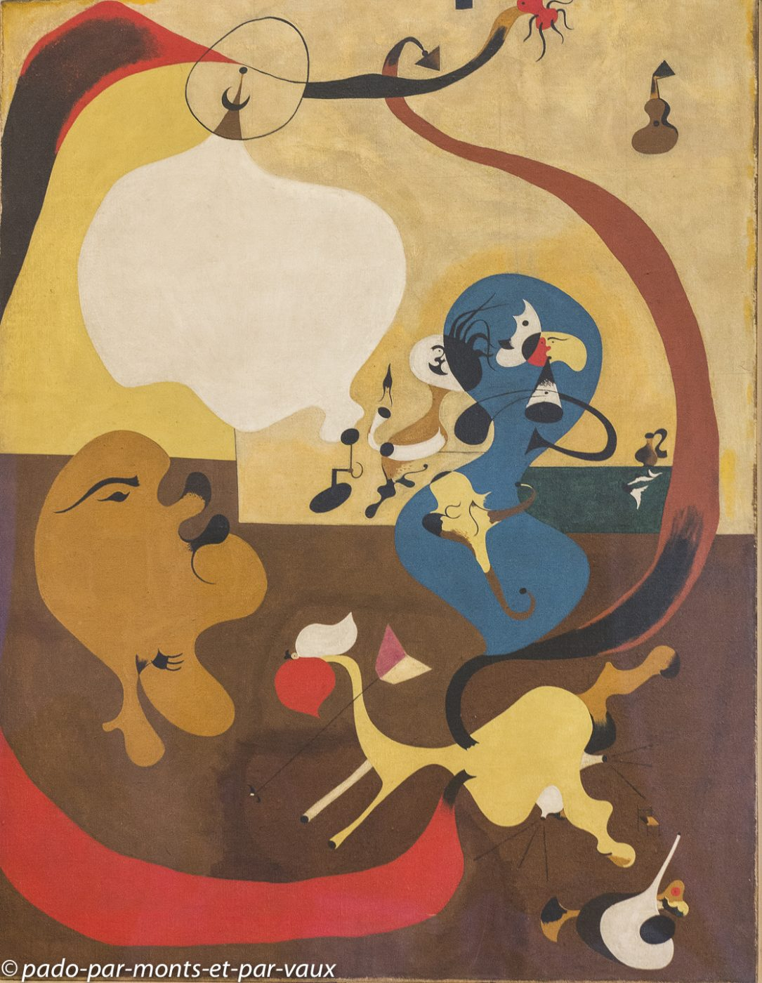 Venise - musée Guggenheim - Miro