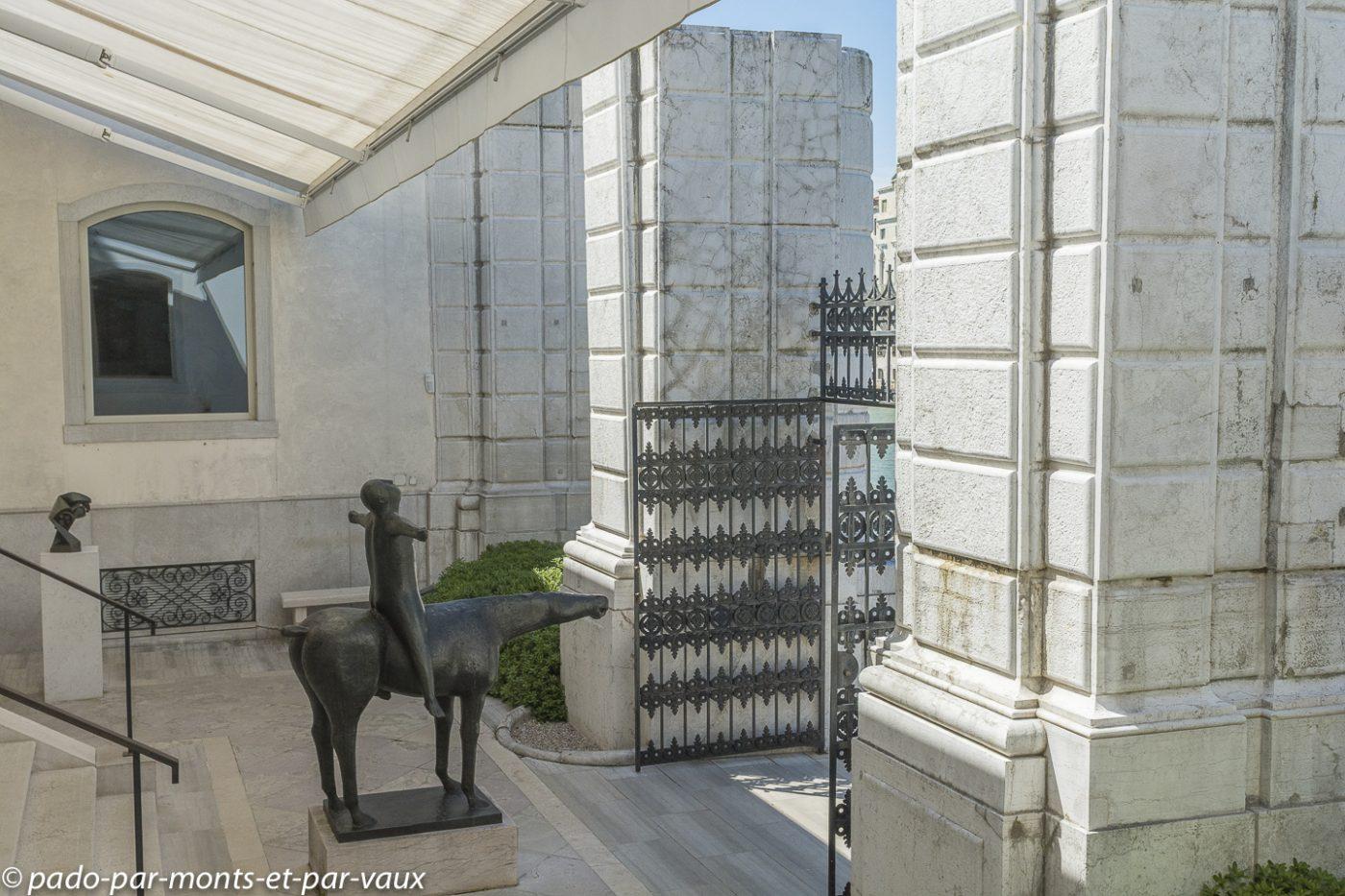 Venise - Fondation Peggy Guggenheim