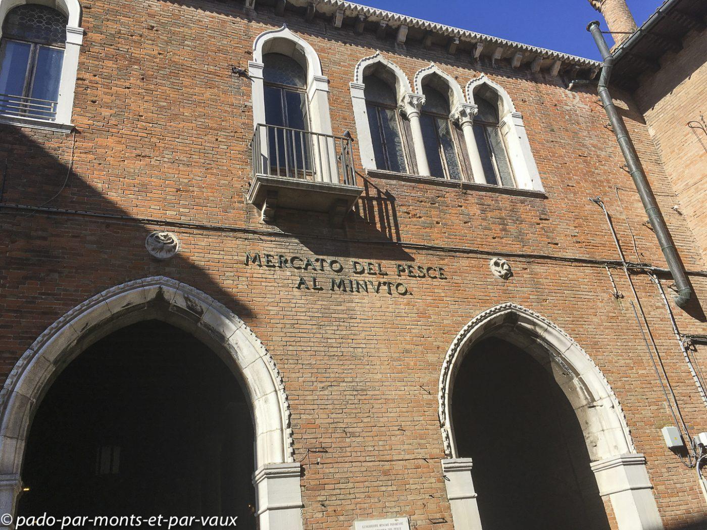 Venise - quartier du Rialto
