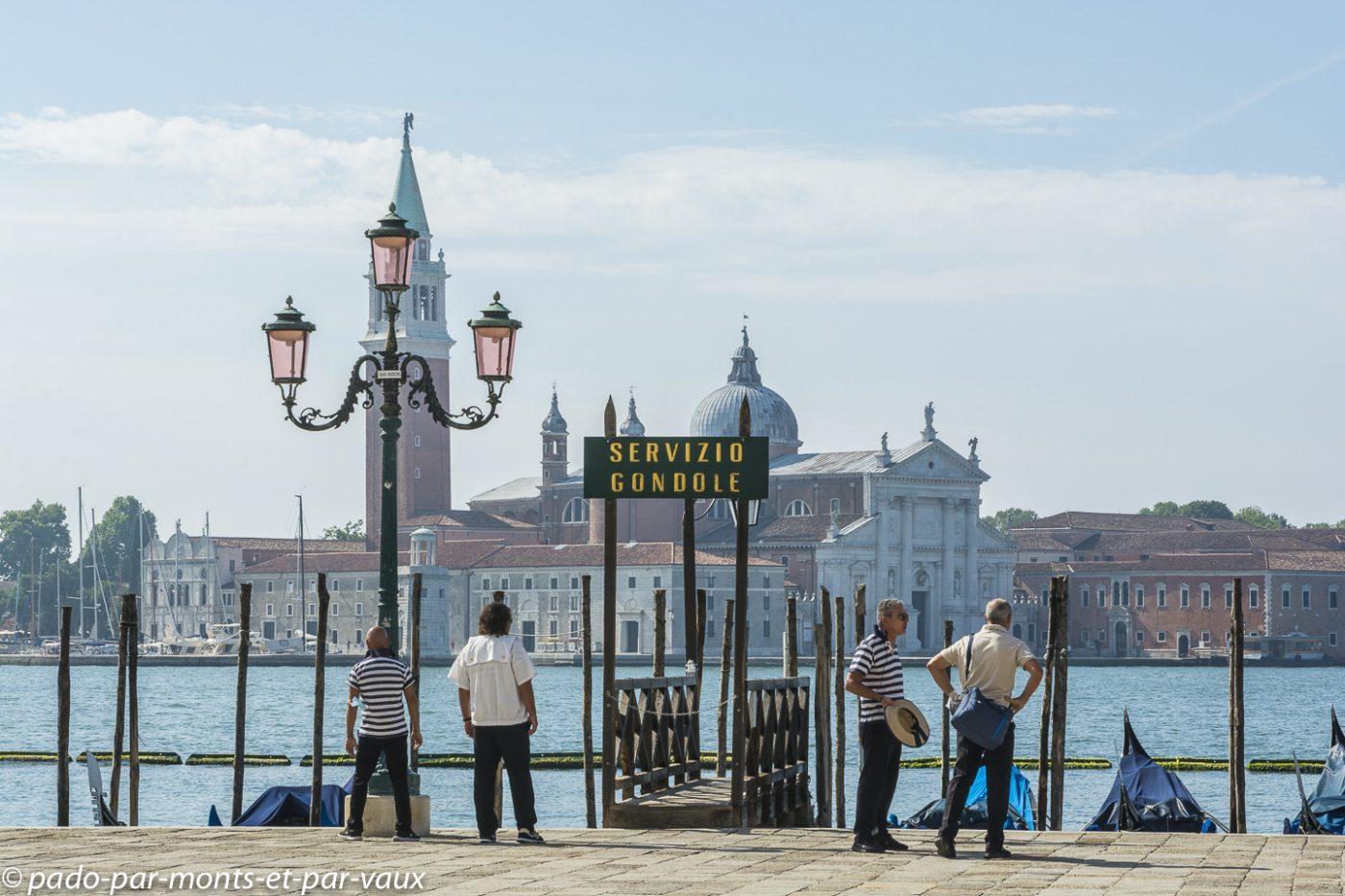 Venise - Piazetta
