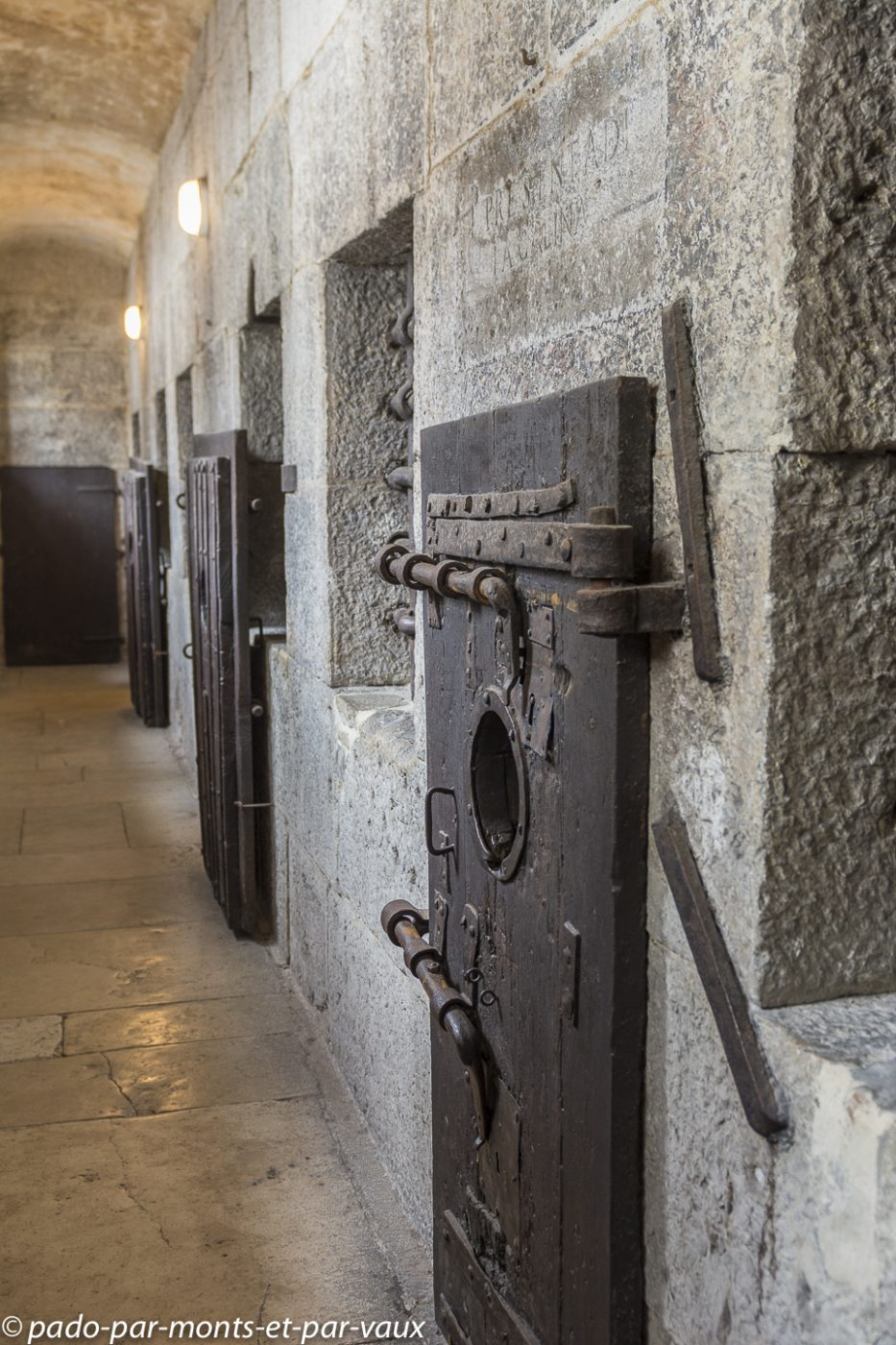 Venise - Palais des doges - prisons
