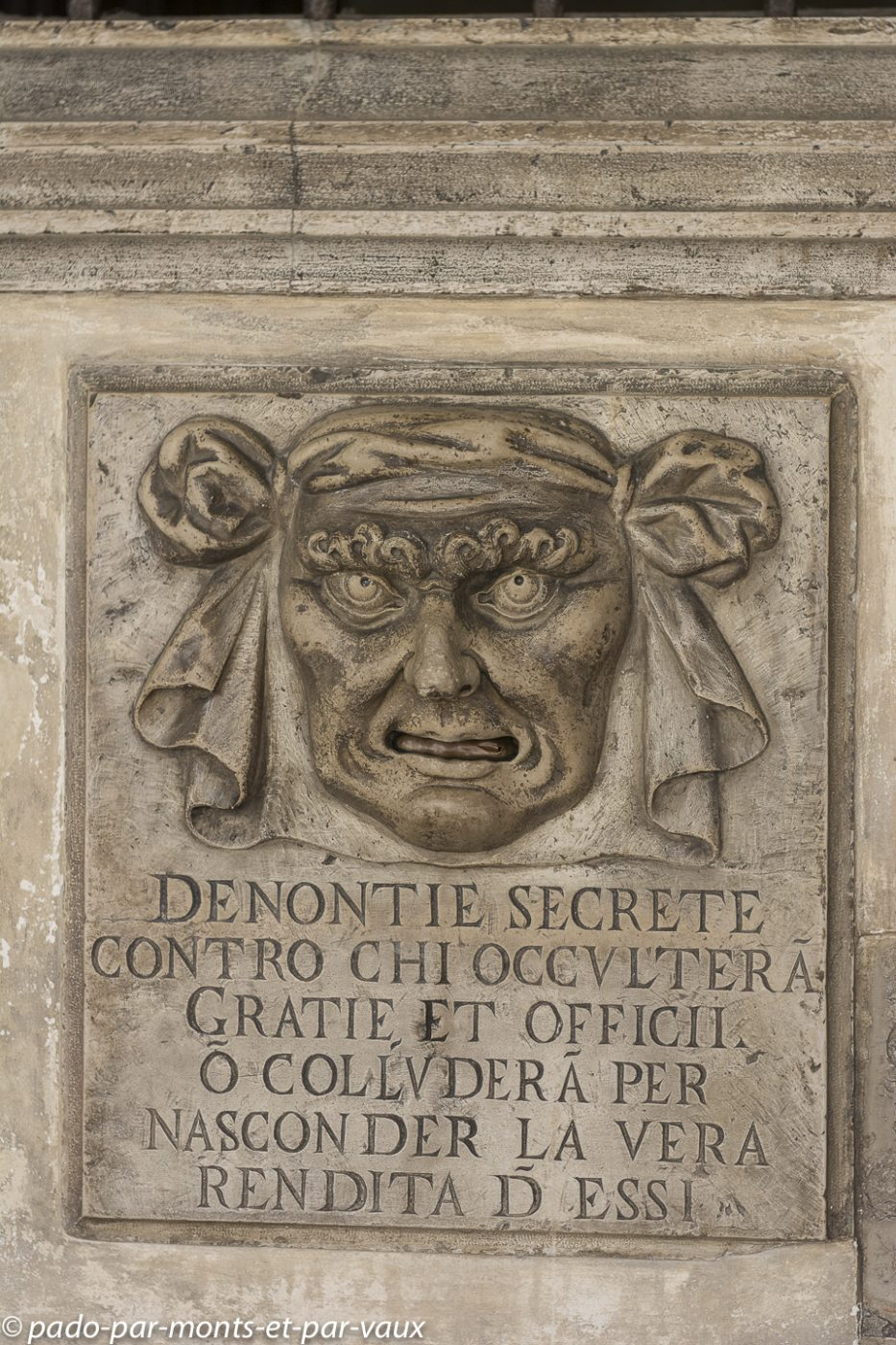 Venise - Palais des doges - Bocca di Leone