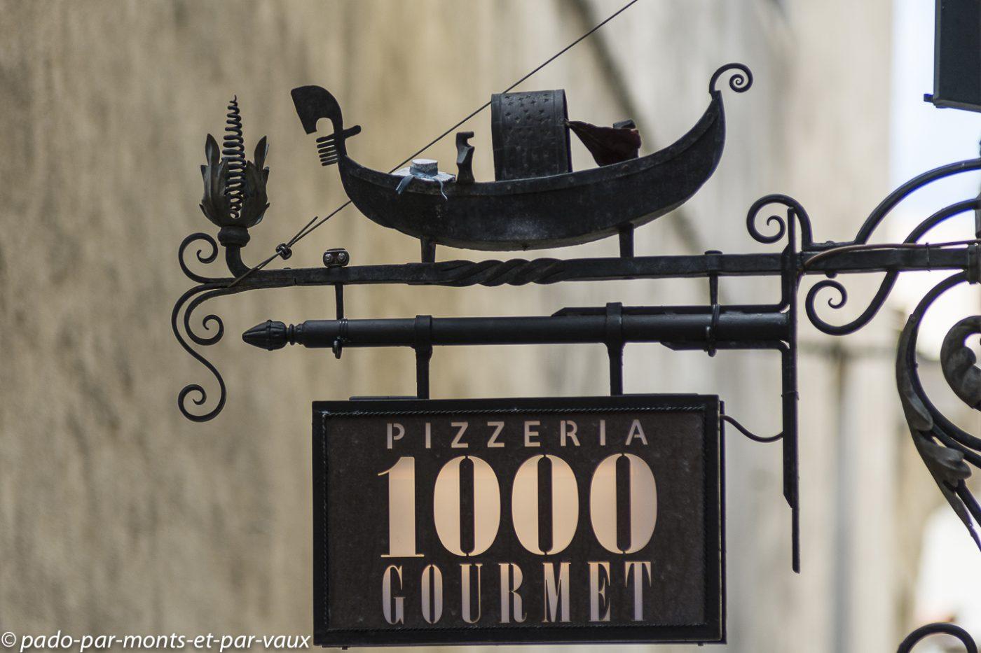 Venise -  Pizzeria 1000 Gourmet