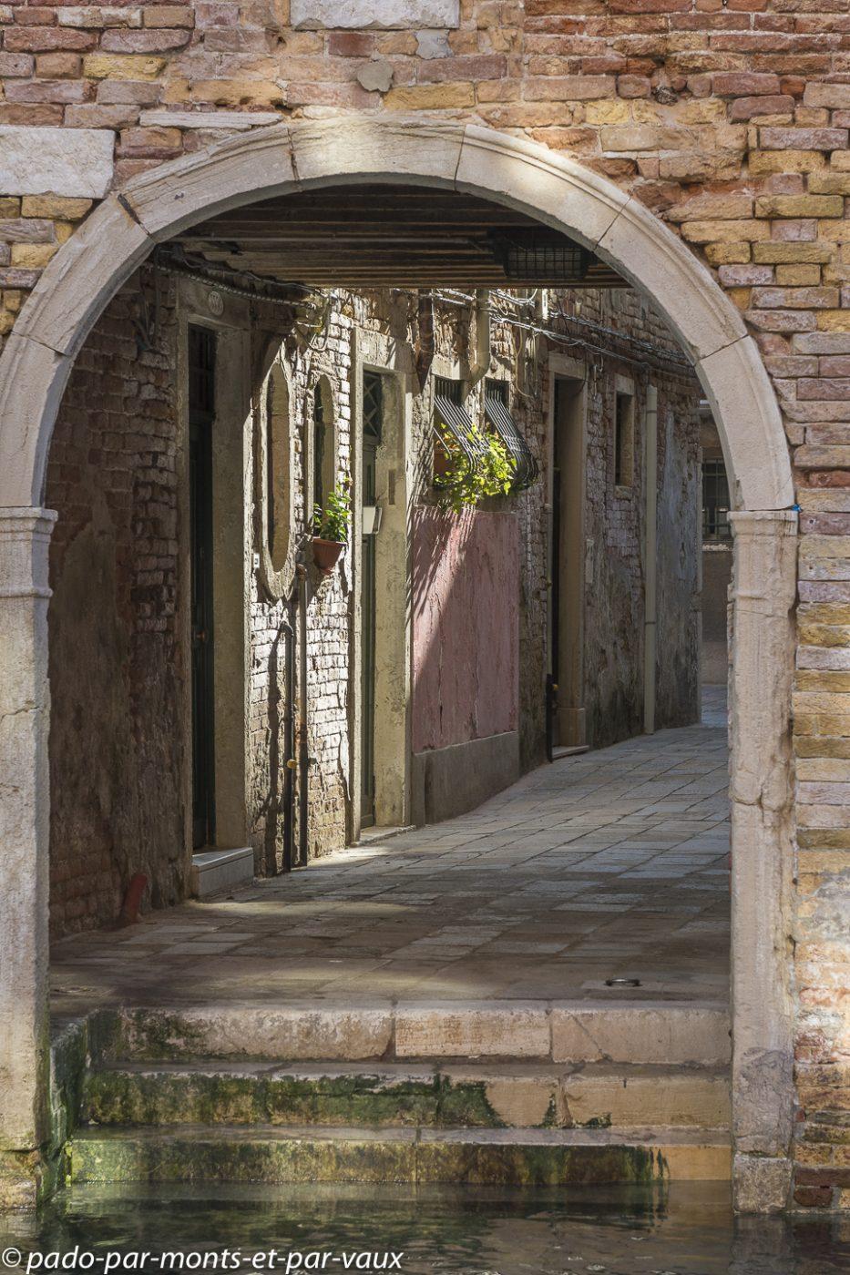Venise - quartier du Castello