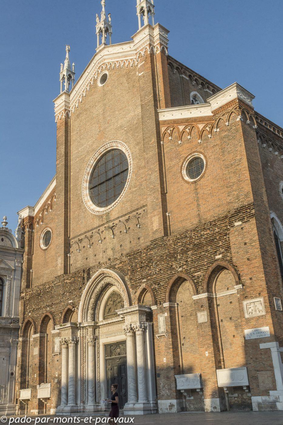 Venise - San Giovanni e Paolo