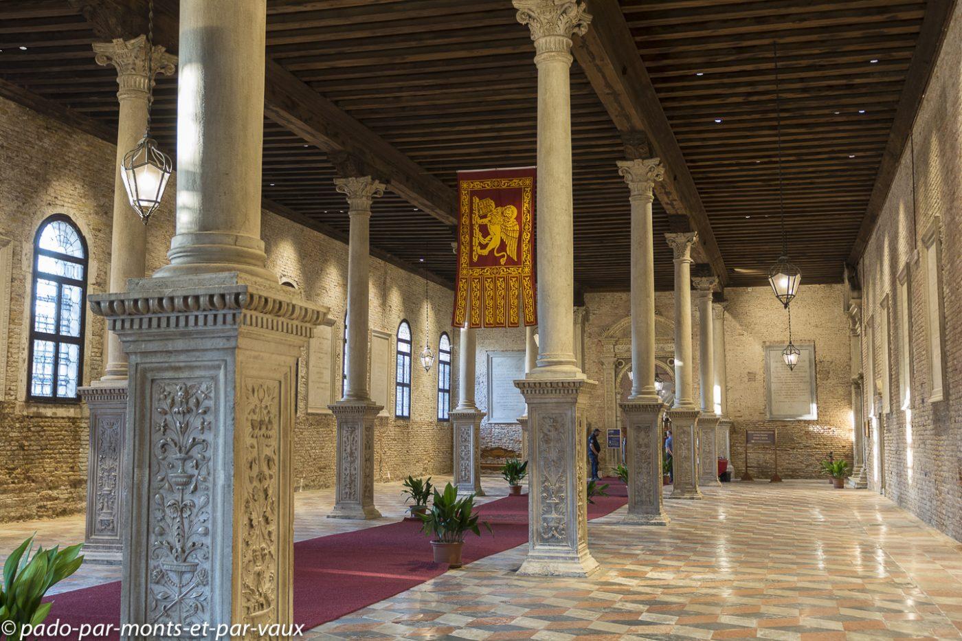 Venise - Scuola Grande de San Marco