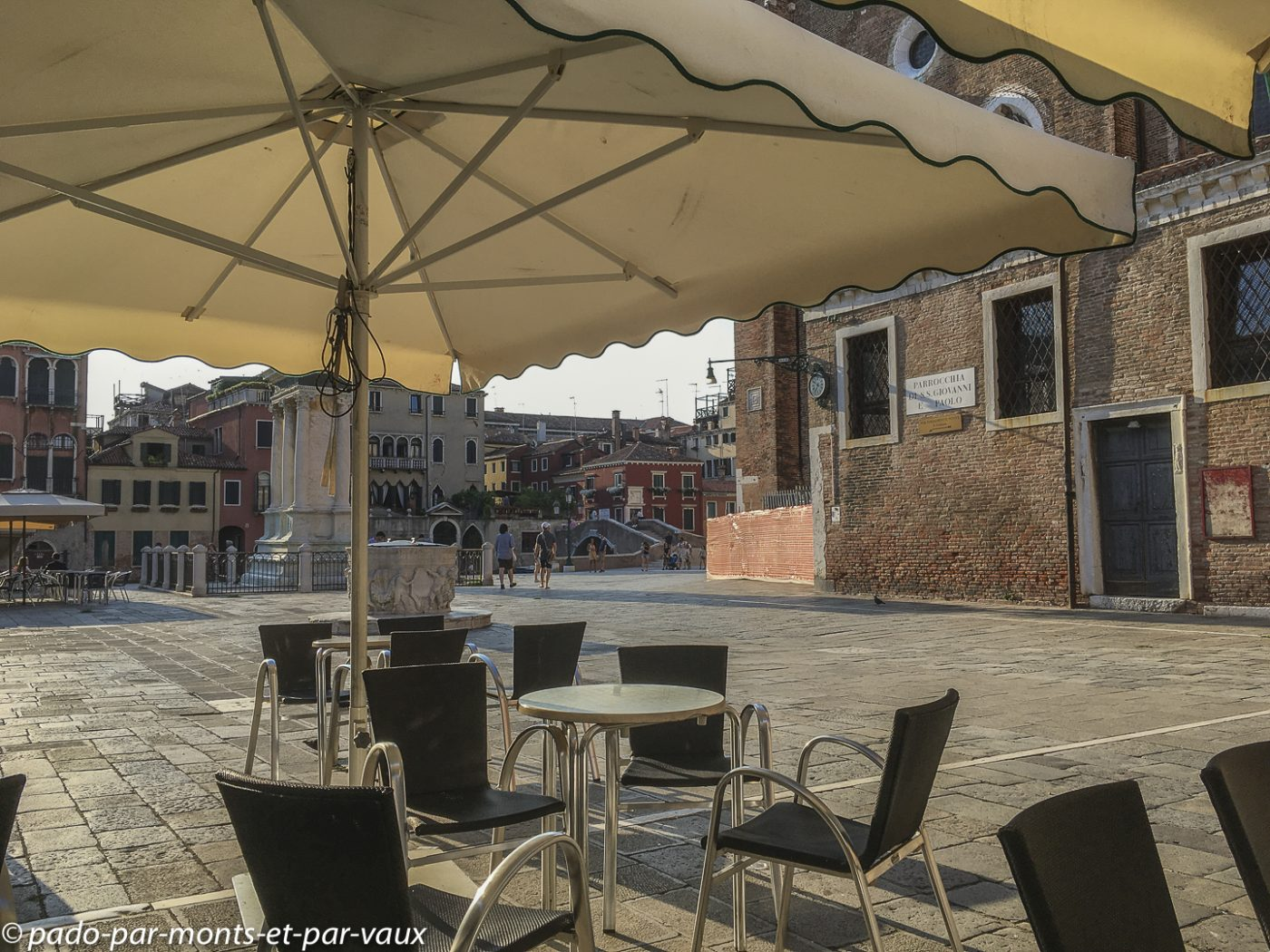 Venise - Cannaregio - Campo dei Santi Giovanni e Paolo
