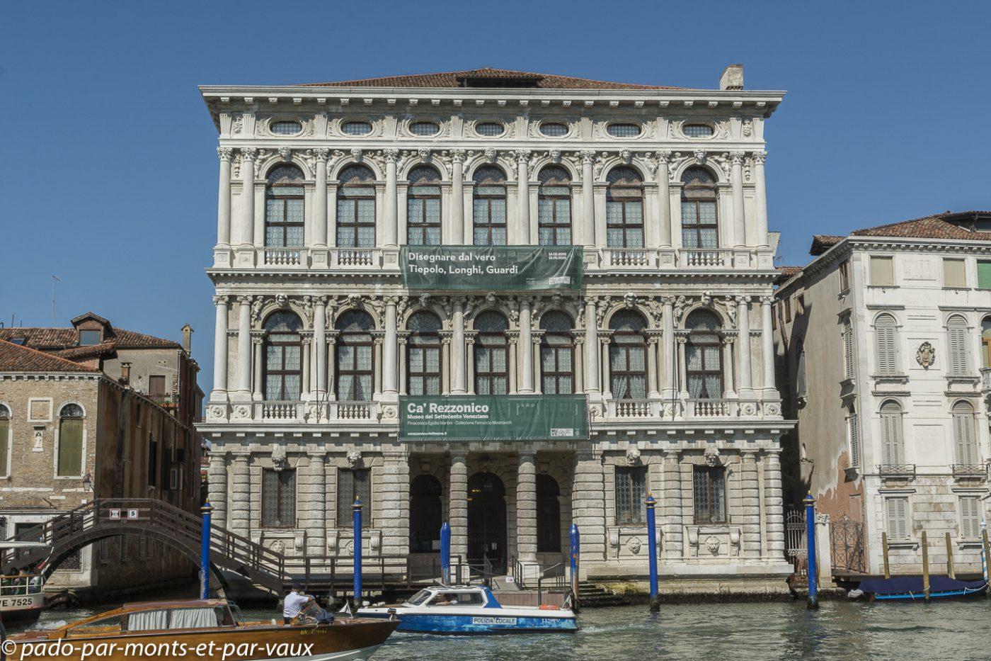 Venise - Ca Rezzonico
