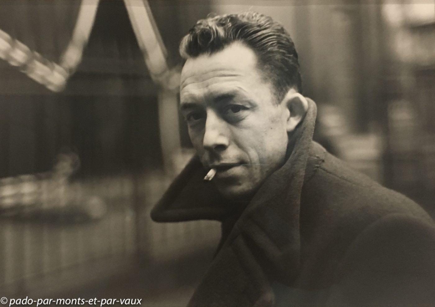 Cartier Bresson - Camus 1944