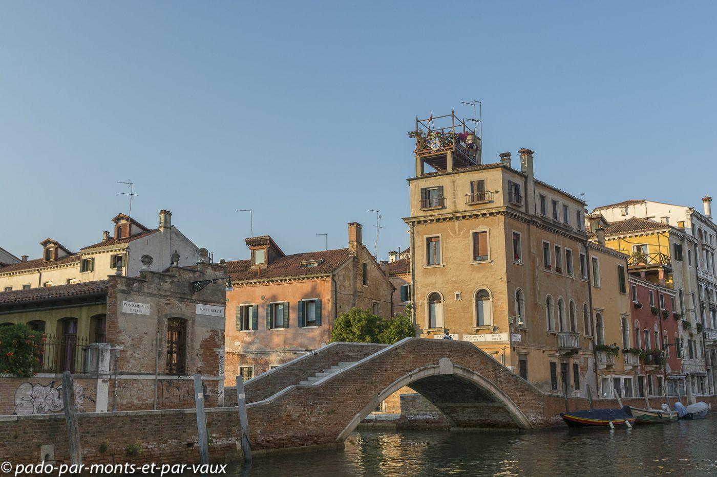 Venise - Dorsoduro