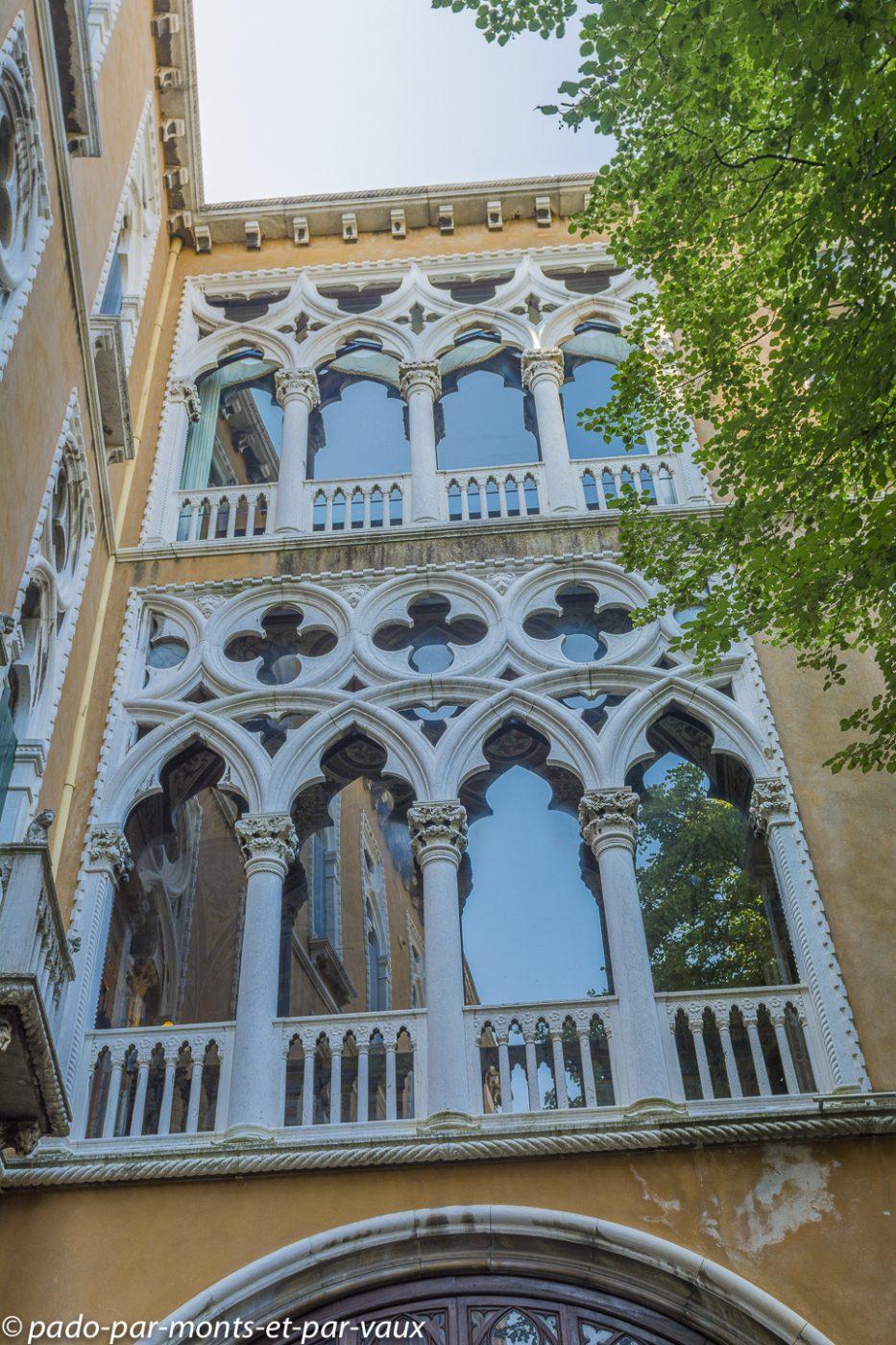 Venise - Palais Cavalli Franchetti
