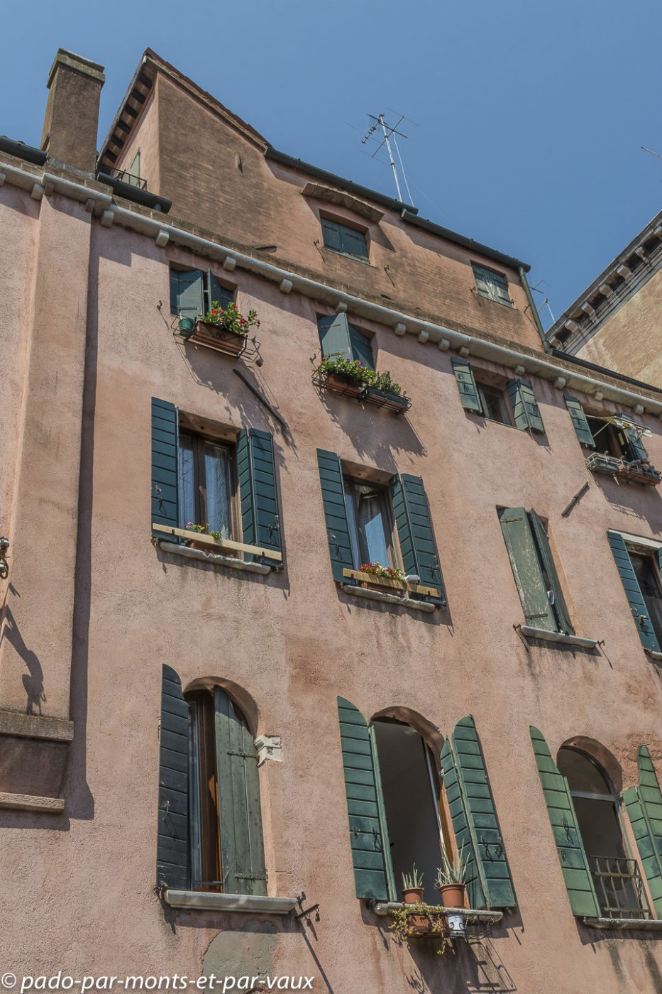 Venise - sestiere San Marco