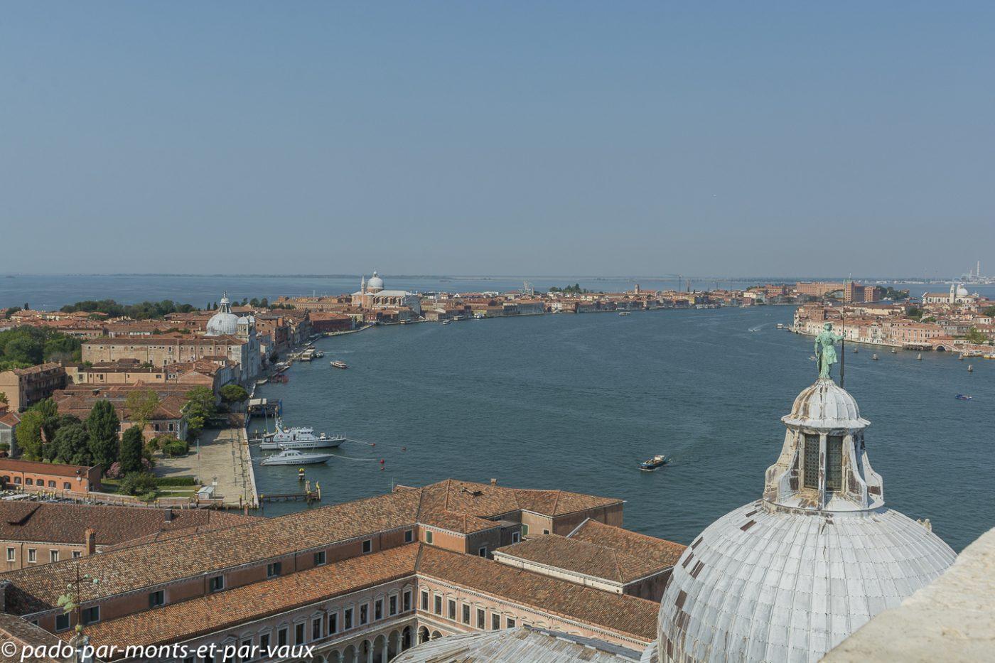 Venise -  île de la Giudecca