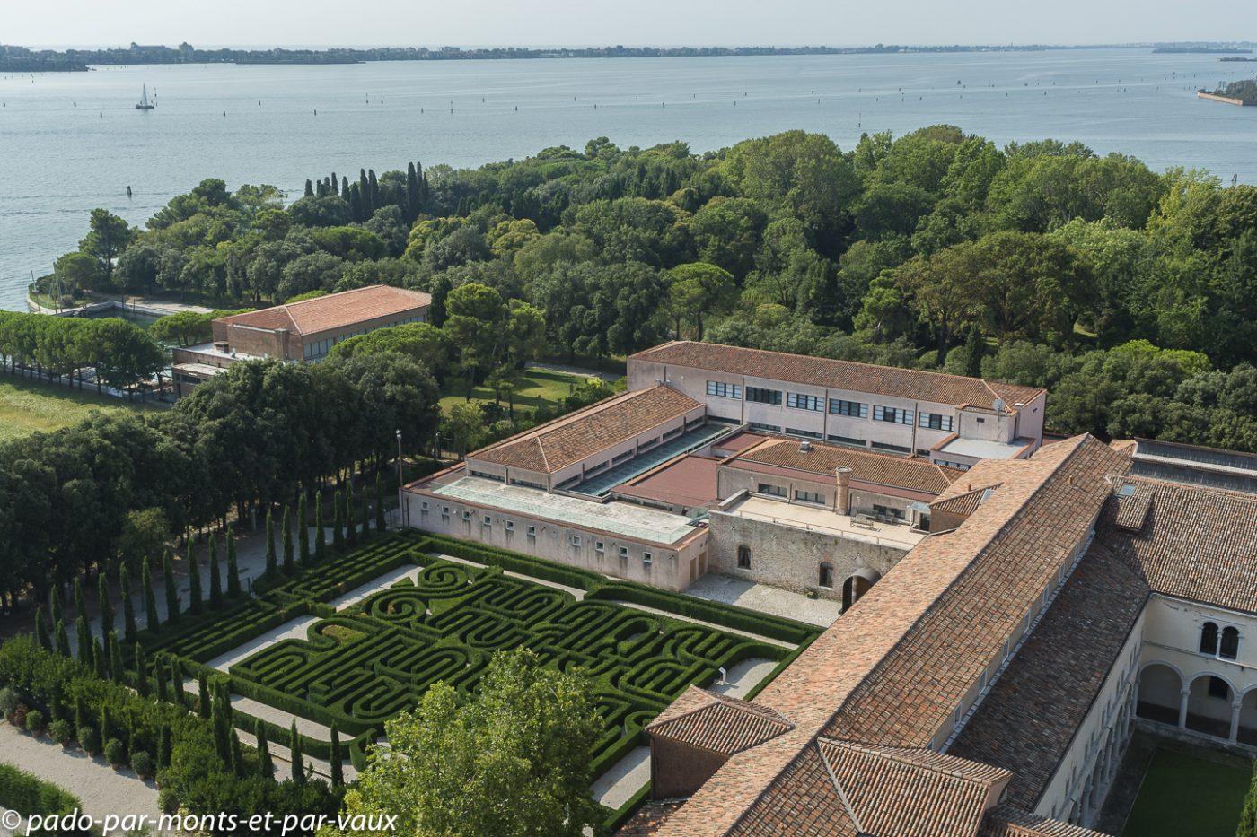 Venise -  île de San Giorgio Maggiore