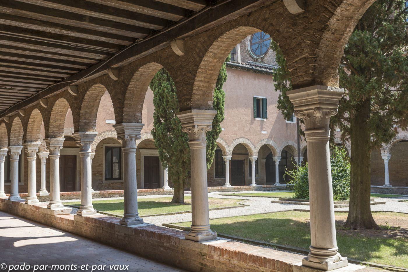 Venise -  San Francesco de la Vigna