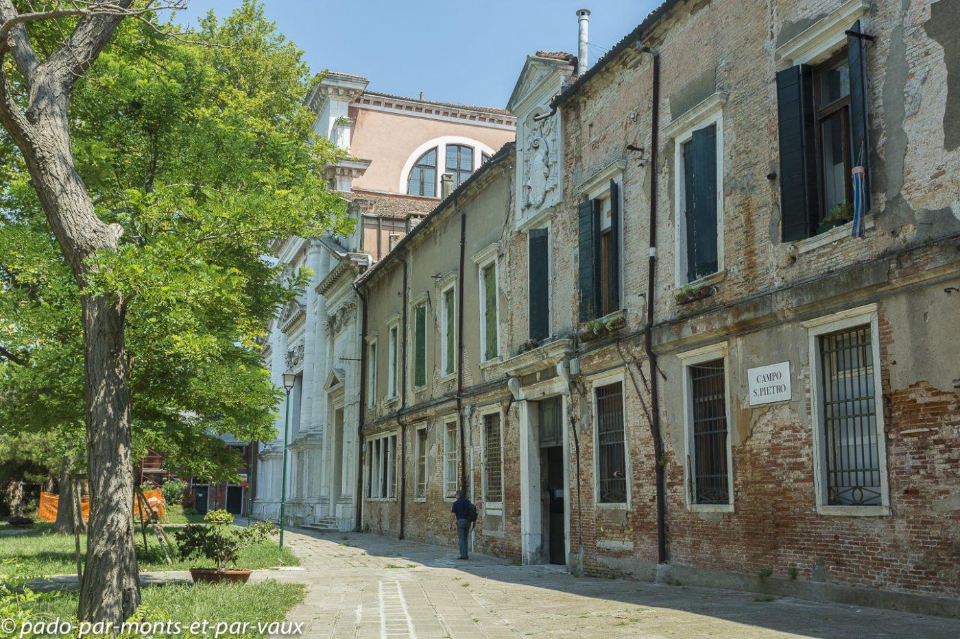 Venise - San Pietro