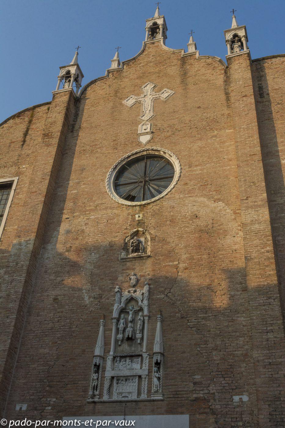 Venise - quartier Santa Croce
