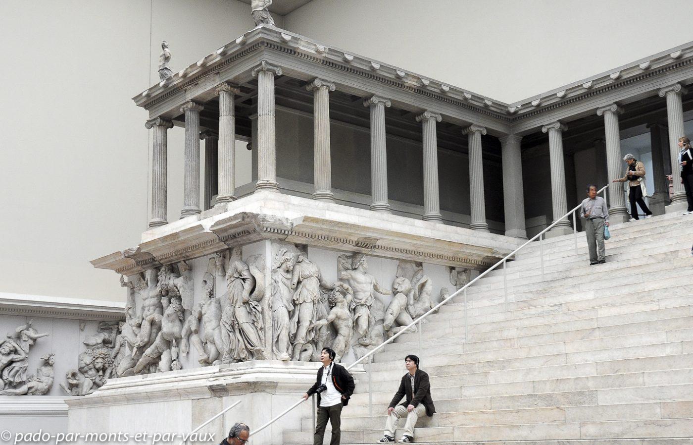 2009 Berlin - Pergamon