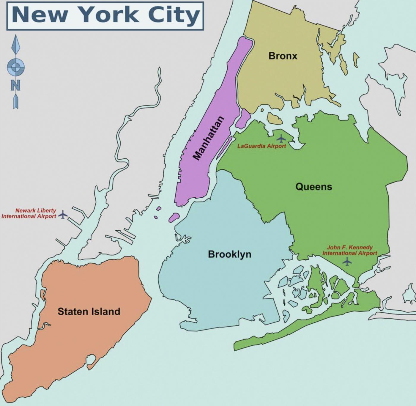 Plan général de la ville
