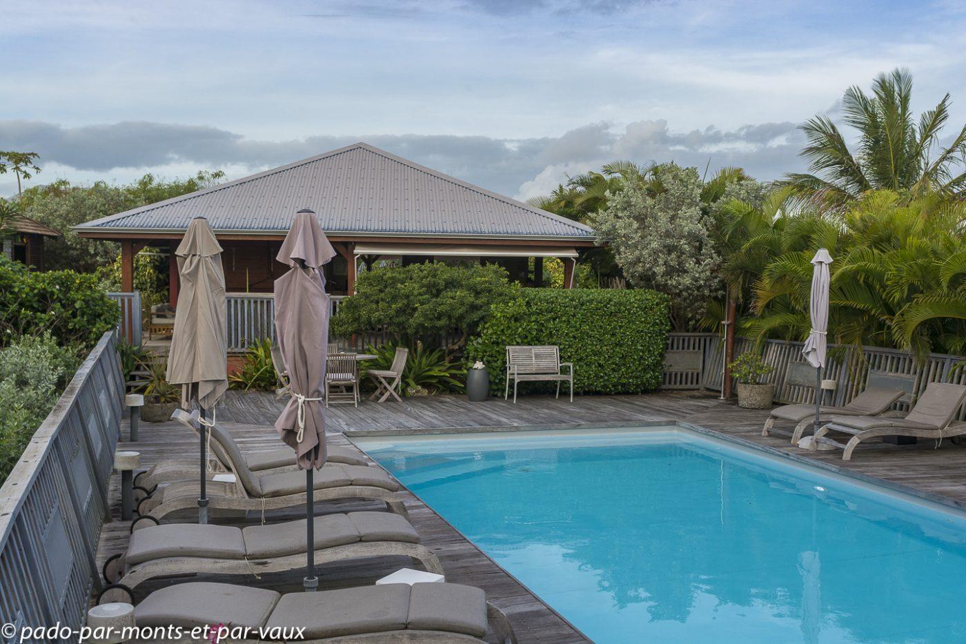 2021- Guadeloupe-Shambala lodge