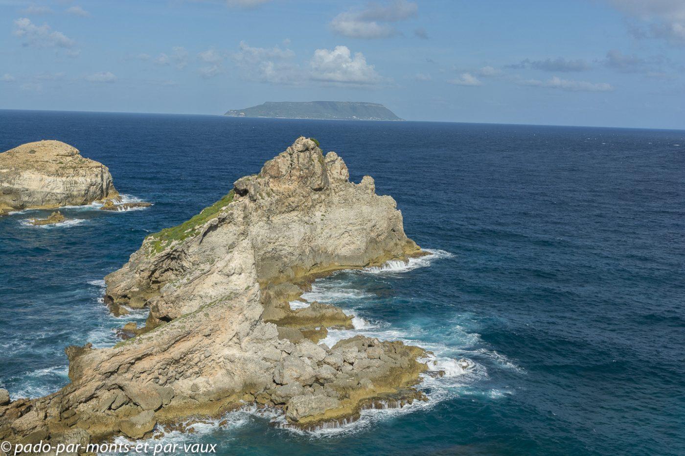 2021-Guadeloupe- Pointe des Châteaux