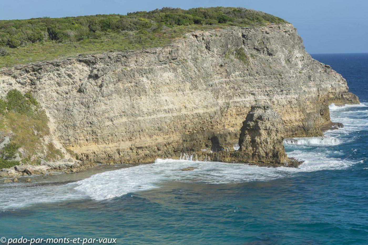 2021- Guadeloupe  Porte d'Enfer du Moule