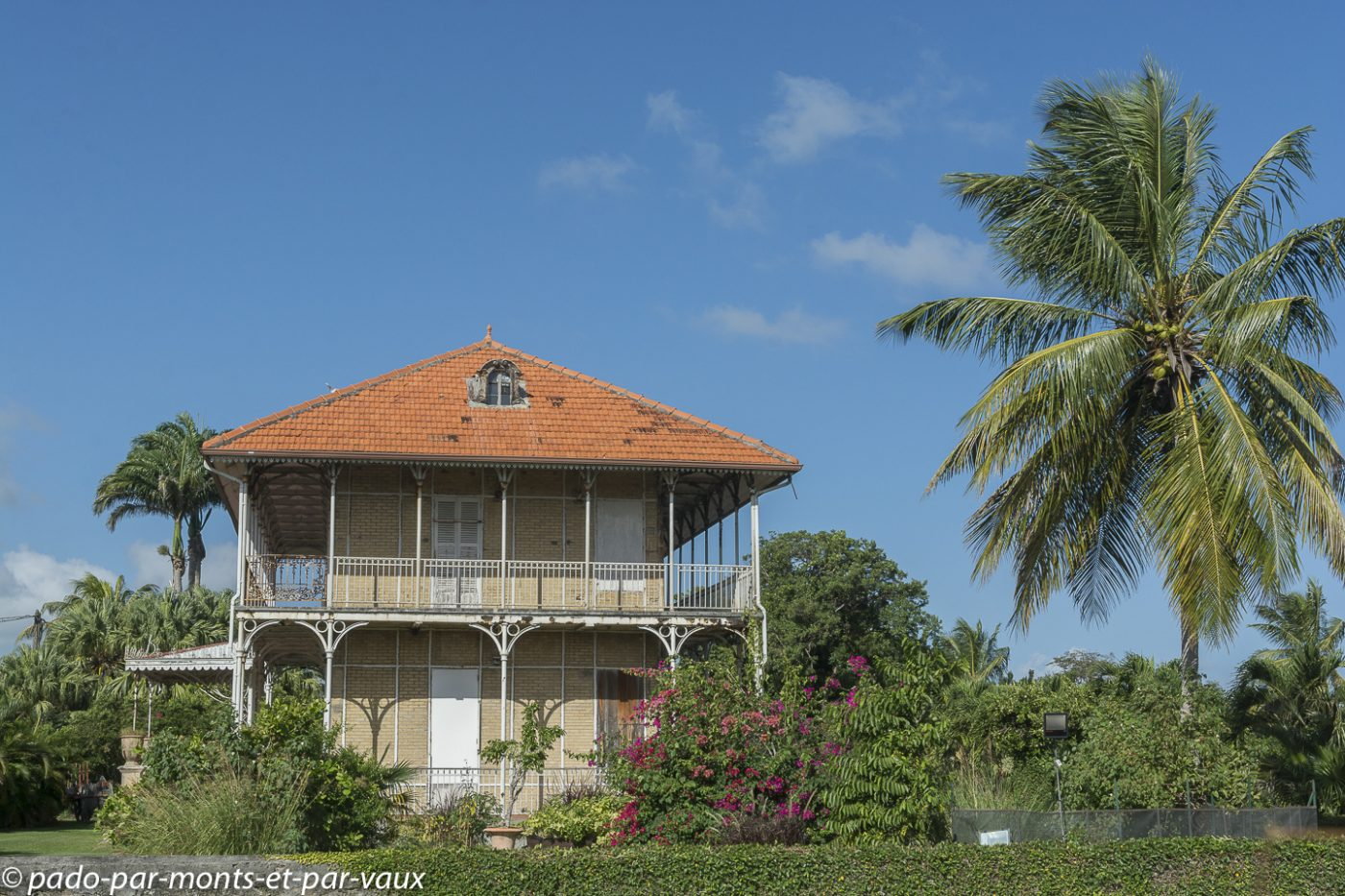 2021- Guadeloupe  Maison Zévallos