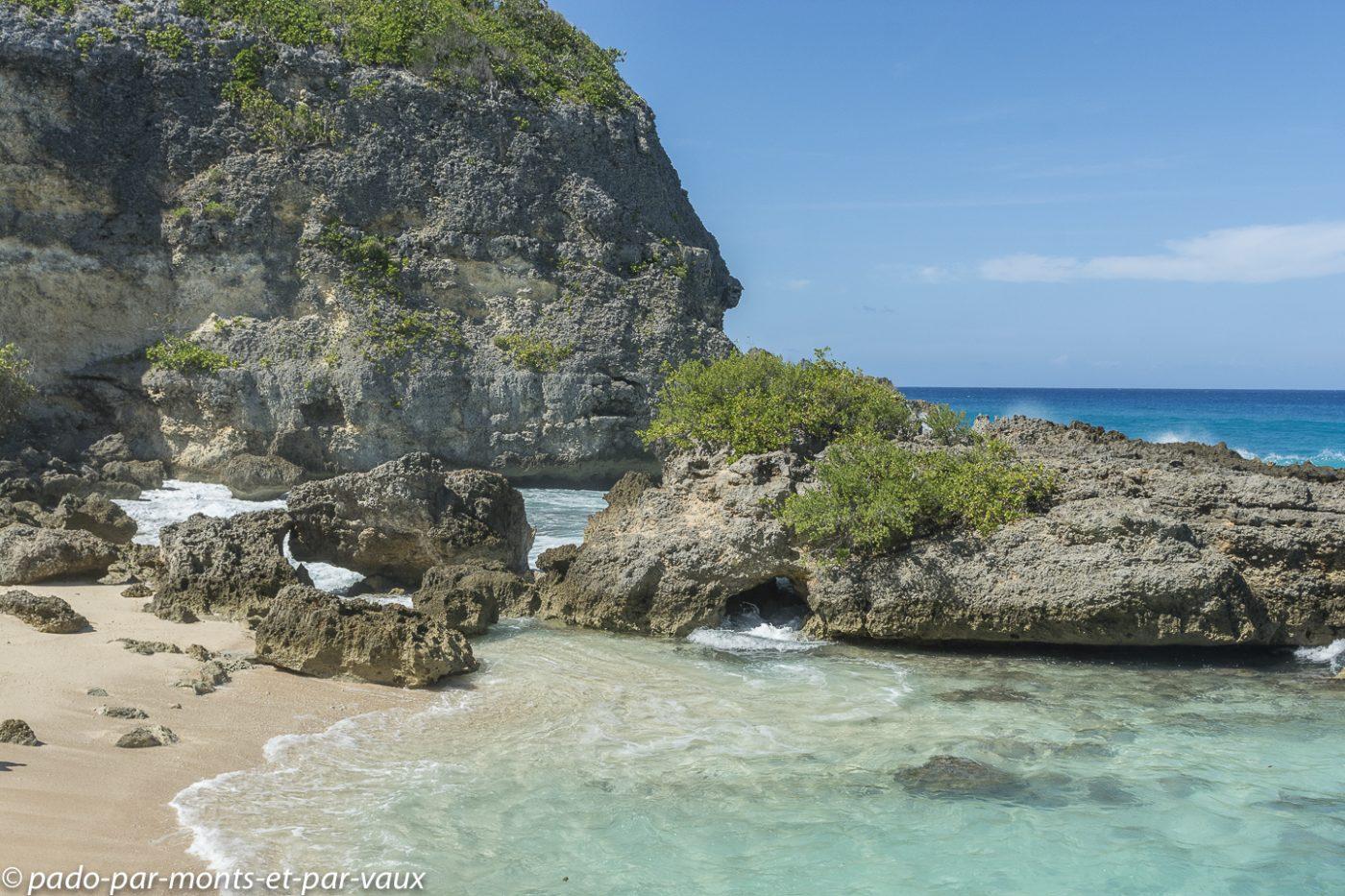 2021- Guadeloupe- Trou à Man Lwi