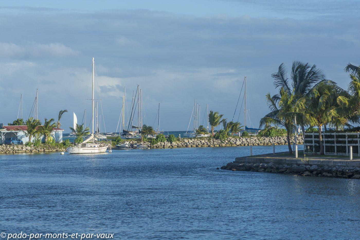 2021- Guadeloupe-retour Saint Francois