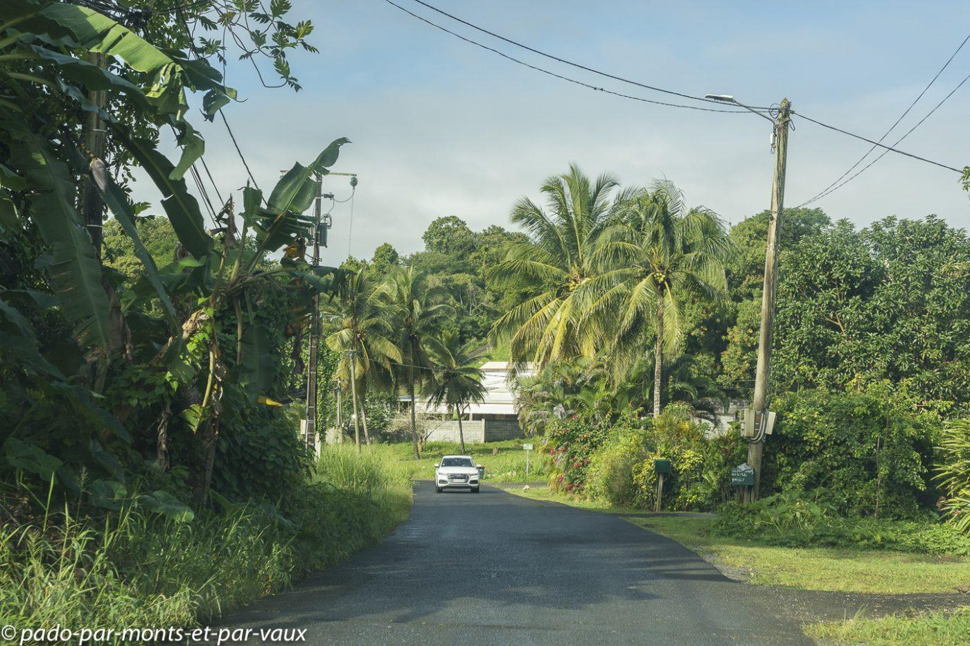 2021- Guadeloupe- Grande-Terre-route-Pointe-a-Pitre