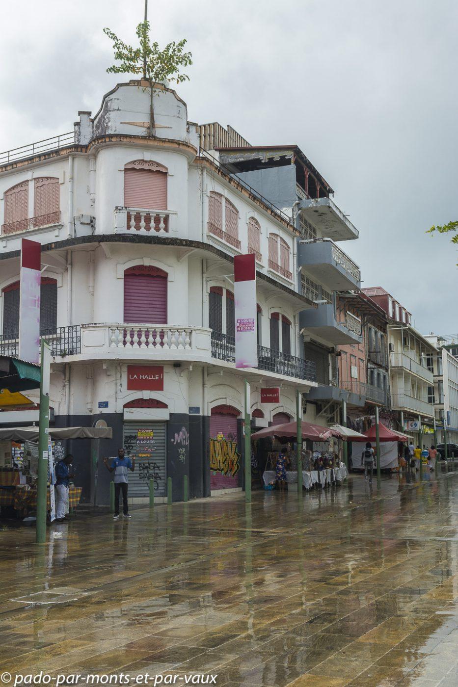2021-Guadeloupe- Pointe à Pitre- Place de la Liberté