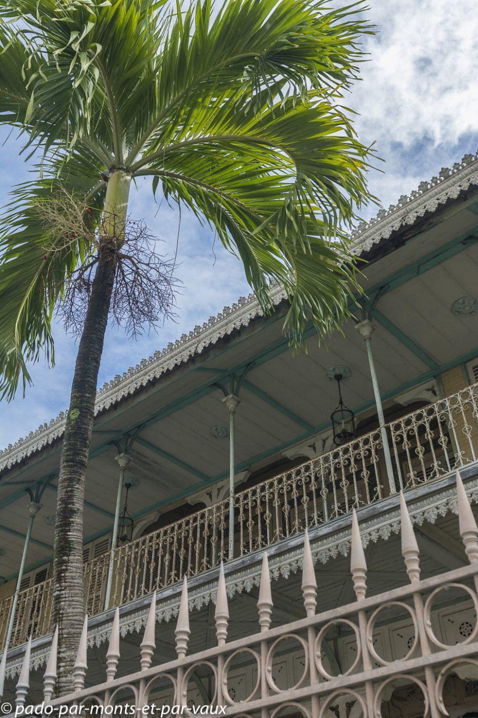 2021-Guadeloupe- Pointe à Pitre- Musée Saint John Perse