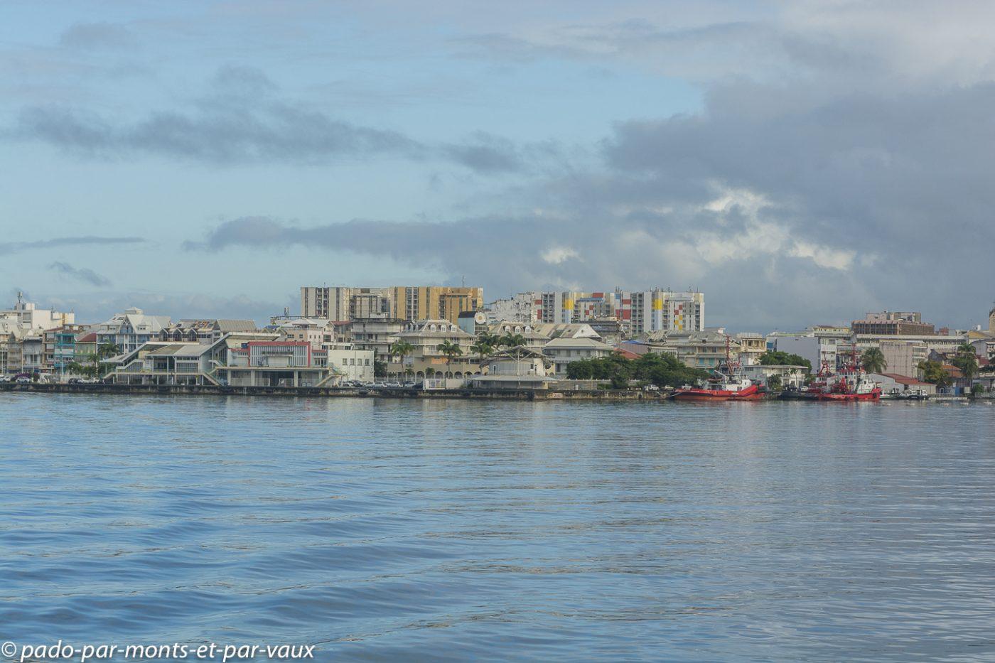 2021- Port de De Pointe-a-Pitre