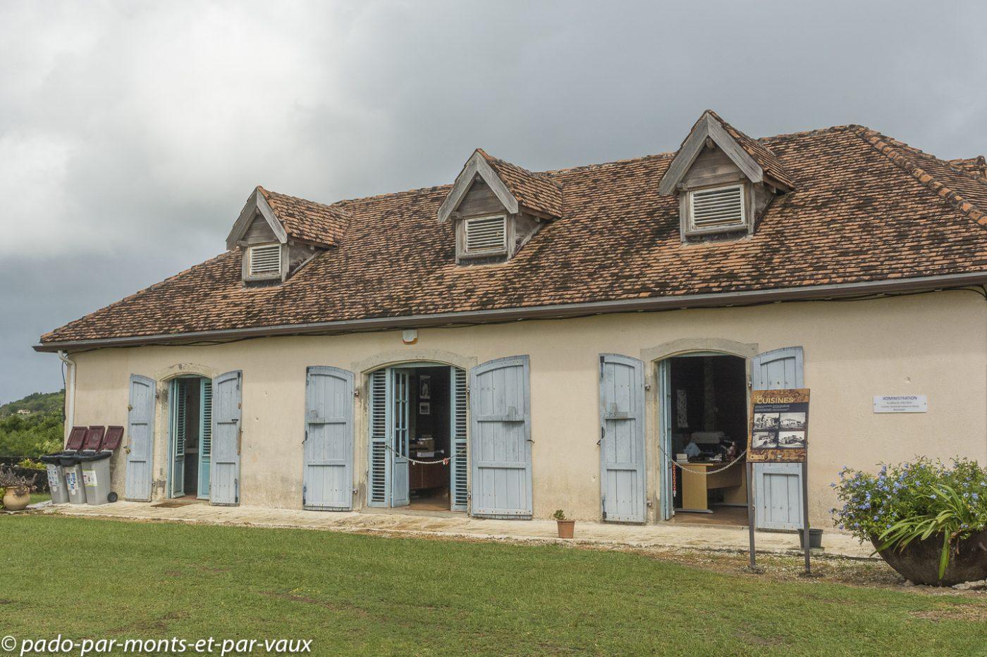 2021- Marie-Galante-Habitation Murat