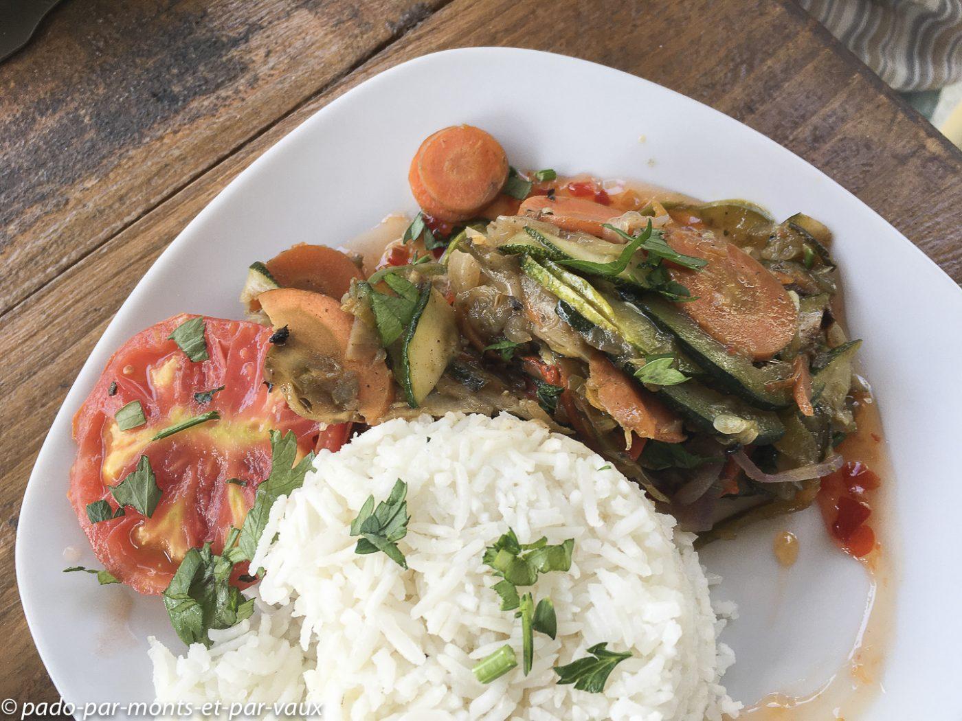 2021- Guadeloupe-Restaurant La Terrasse