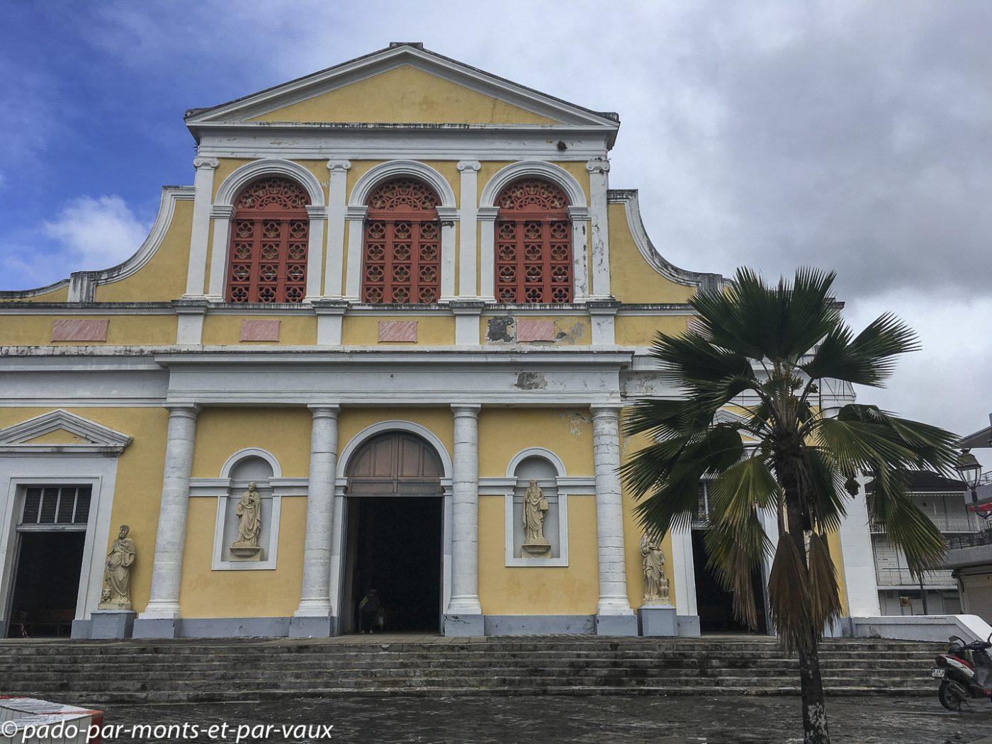2021-Pointe-a-Pitre- Cathédrale Saint Pierre et Saint Paul