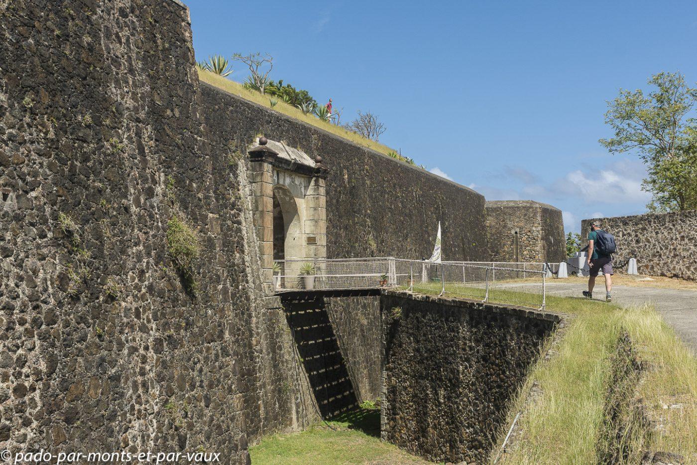 2021 -Les-Saintes-Fort Napoleon