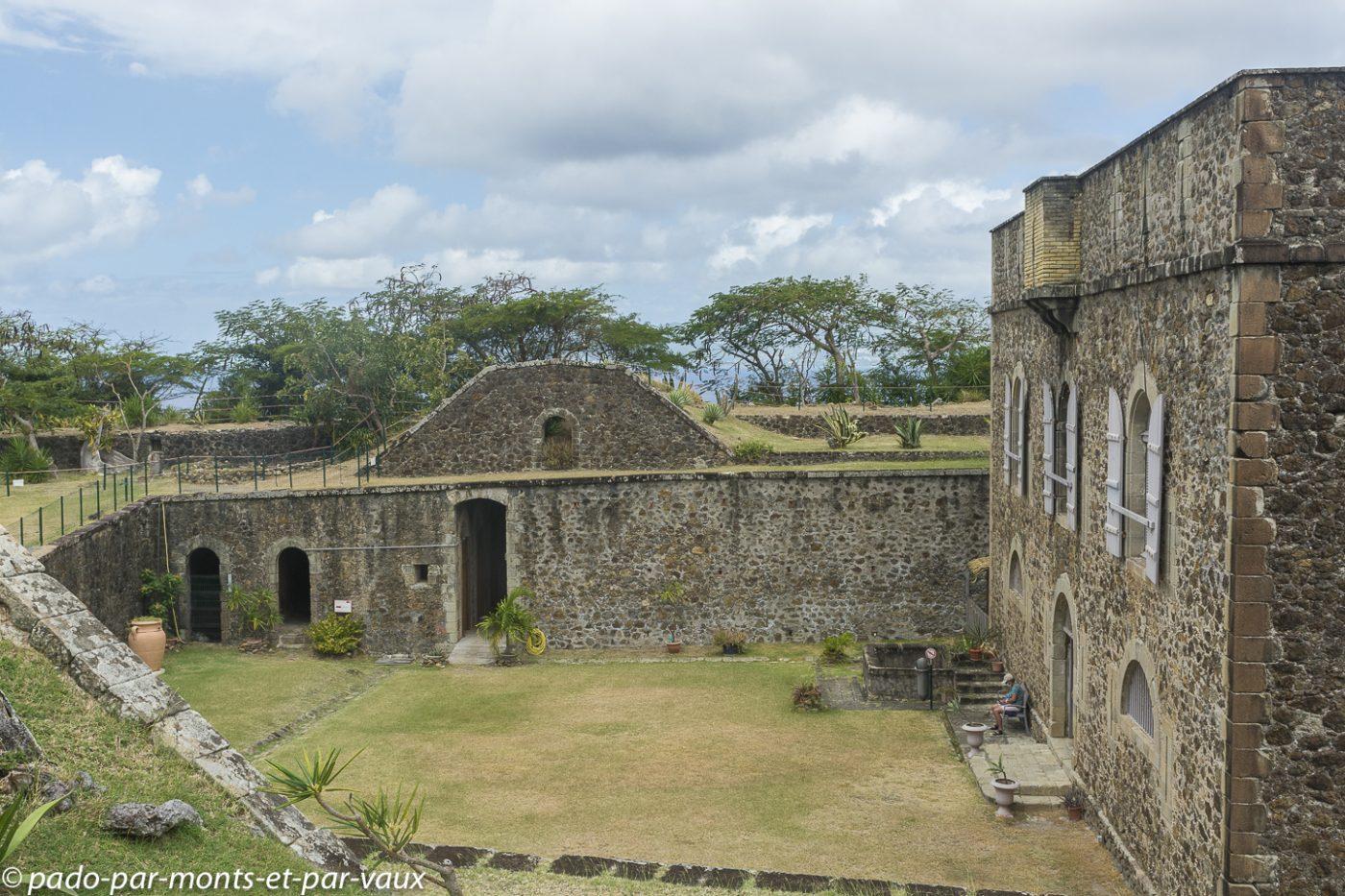2021- Les-Saintes-Fort Napoleon