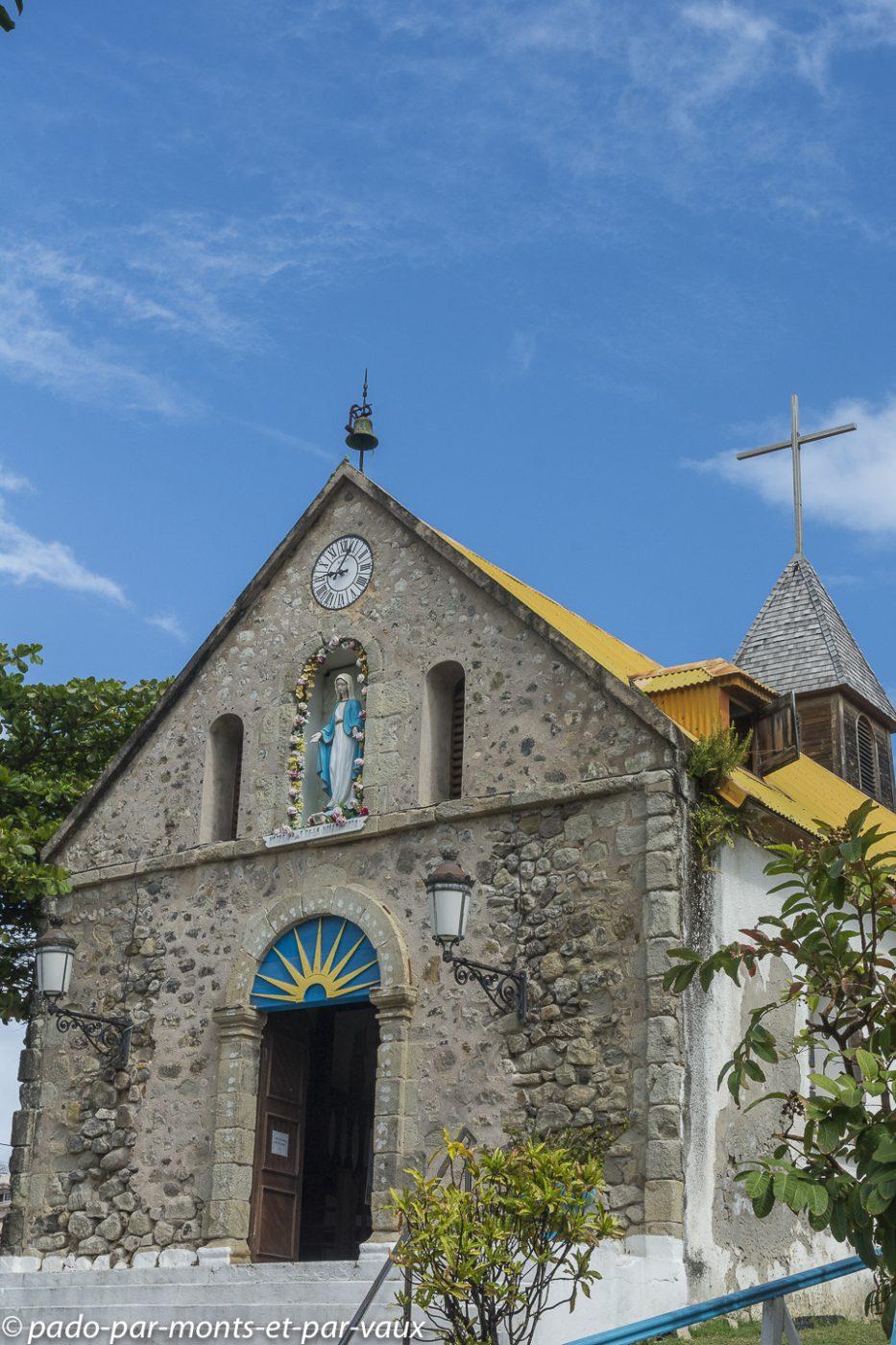 2021 Les-Saintes village