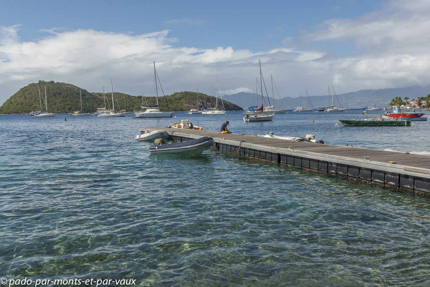 2021 Les-Saintes village